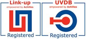 Link UP UVDB Logos