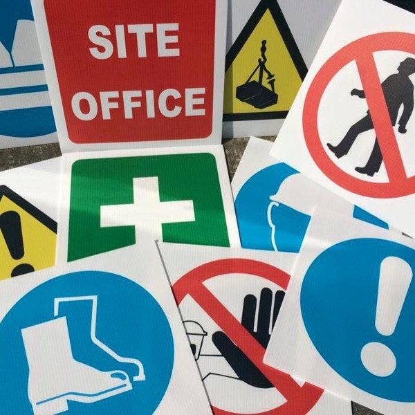 health and safety signs glasgow